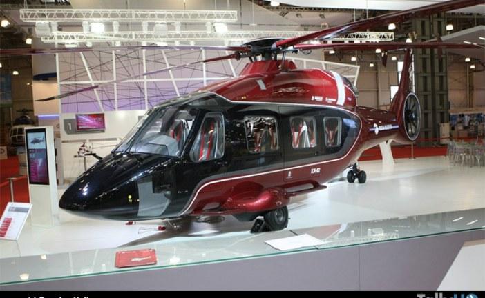 El helicóptero KA-62 comenzaría a realizar pruebas de certificación el 2018