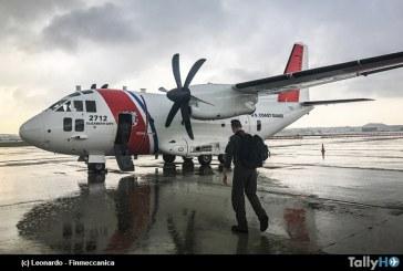 Operaciones de los C-27J Spartan de la Guardia Costera de EE.UU. por huracanes