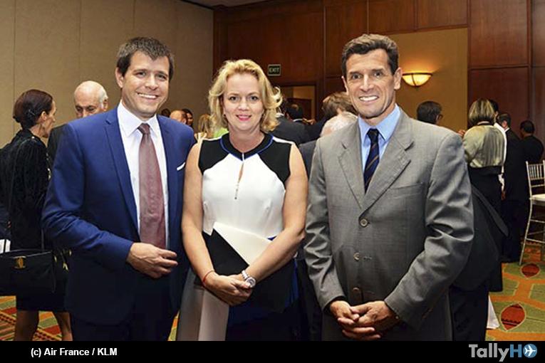 Pía Lackman asumió como nueva Gerente General de Air France – KLM en Chile