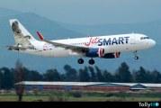 JetSMART inicia el CyberSmart inaugurando nuevas rutas a Arica