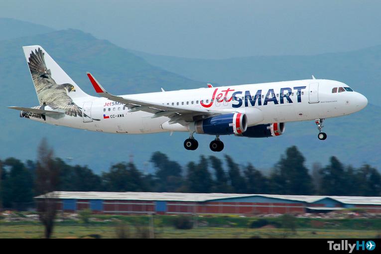 JetSMART incrementa conectividad de la Novena Región con el inicio de sus vuelos a Temuco