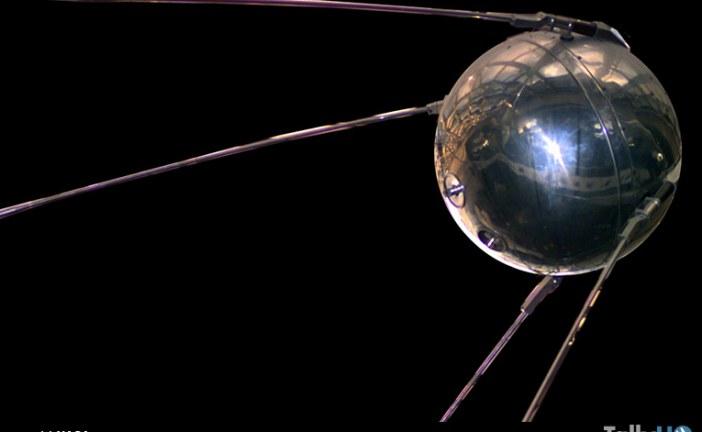 60 años del lanzamiento del primer satélite artificial del mundo: el Sputnik