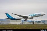 Airbus A330neo realizó su primer vuelo