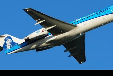 Adiós a los Fokker 70 de KLM Cityhopper
