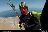 Chileno clasifica al mundial de parapente
