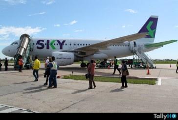 SKY lidera ranking mundial de puntualidad entre las aerolíneas low cost