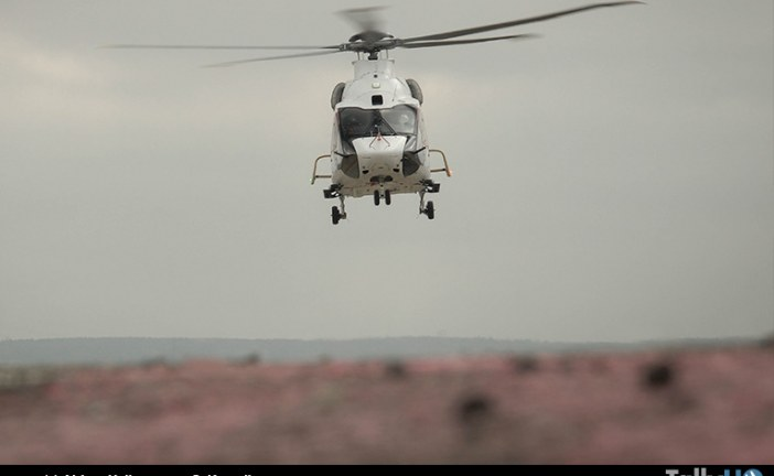 Levanta el vuelo un tercer H160
