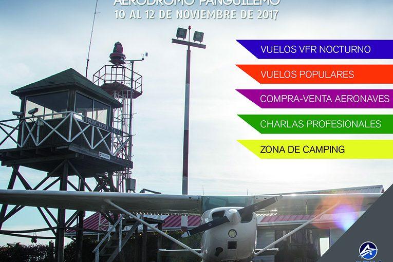 Se viene Feria Internacional de la Aviación Civil 2017 en la Región del Maule
