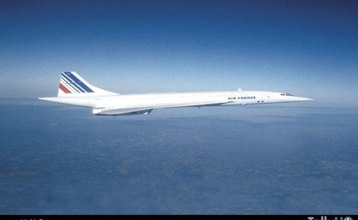 40 años del primer vuelo del Concorde París – Nueva York
