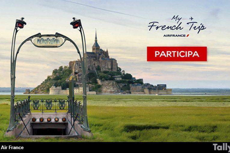 Air France premia a sus seguidores con nuevo juego en redes sociales