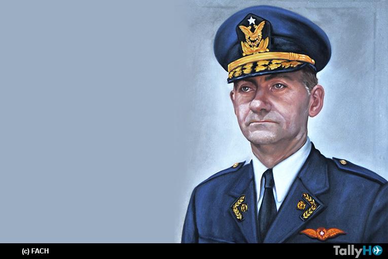 Falleció ex Comandante en Jefe de la FACH General Fernando Matthei Aubel