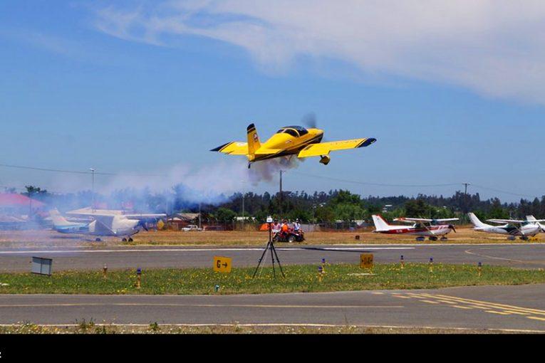 Segunda Feria Internacional de la Aviación Civil FIAC Maule 2017