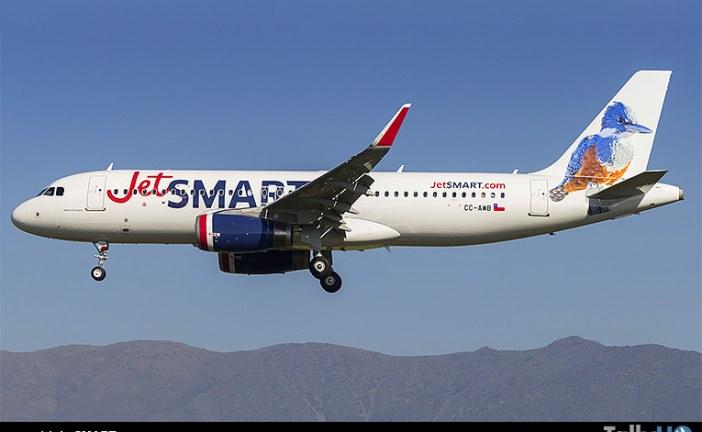 Histórico acuerdo de JetSmart para comprar 70 Airbus impulsa su visión de ser la aerolínea líder de bajo costo en Sudamérica