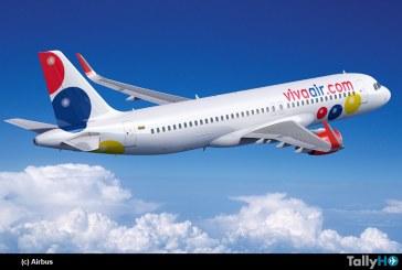 Viva Air formaliza su pedido de 50 aviones de la Familia A320