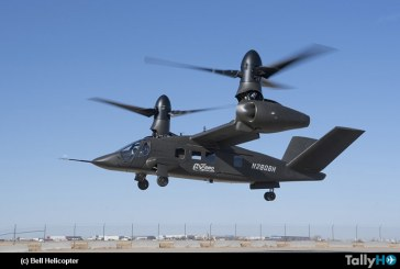 Exitoso primer vuelo del convertiplano Bell V-280 Valor