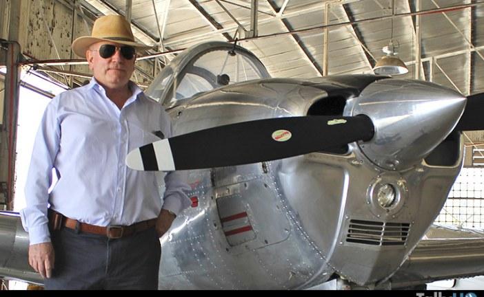 Entrevista a Hans Gesche Presidente del Club Aéreo de Santiago