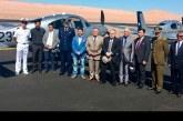 Inauguradas obras de conservación mayor del Aeródromo Barriles en Tocopilla