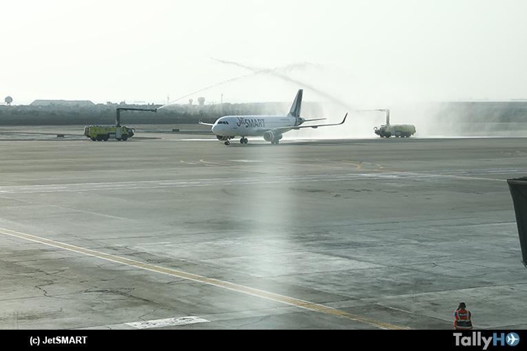 th-jetsmart-primer-vuelo-stgo-lima