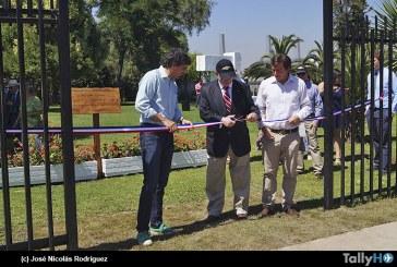 Inauguración de plazoleta del aeródromo Eulogio Sánchez Errázuriz – Tobalaba (SCTB)