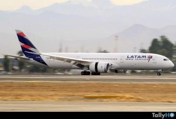LATAM ha repatriado a más de 10 mil pasajeros en 59 vuelos especiales