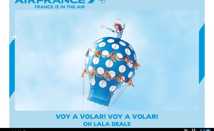 Ofertas a los más atractivos destinos con OH LALA Deals de Air France y DREAM SALES de KLM