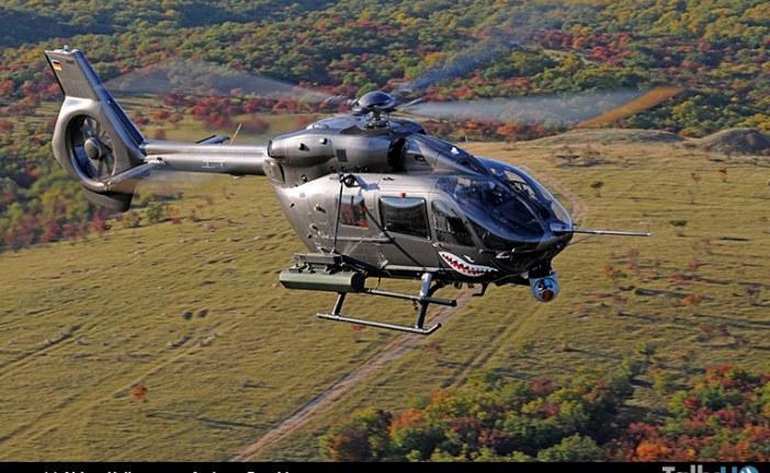 Airbus Helicopters presentó resultados de sus ventas de helicópteros durante el 2017
