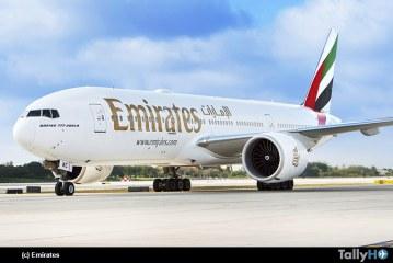 Emirates anunció que comenzará a operar a Santiago vía Sao Paulo