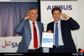 JetSMART formaliza la compra de 76 aviones de la Familia A320