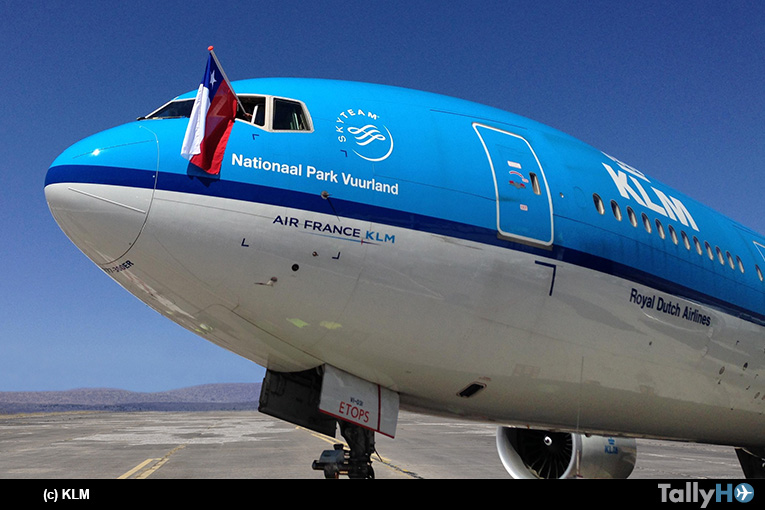 th-klm-chile