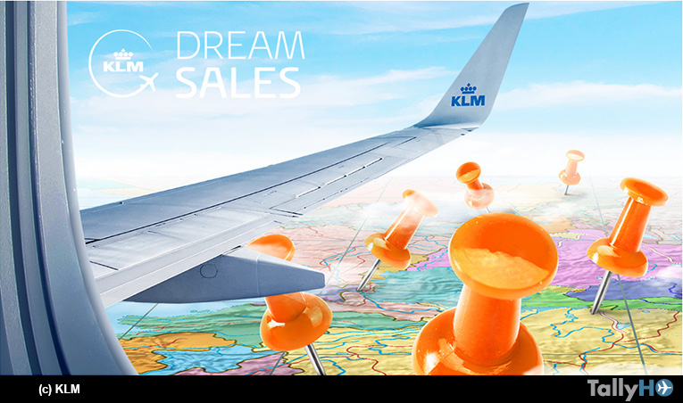 Klm world deals 2018