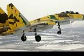 El notable caza SU-35 cumple 10 años de su primer vuelo
