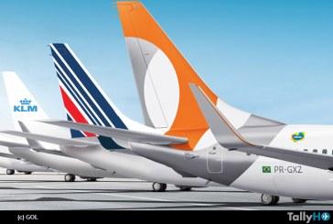 Con lanzamiento de nuevo HUB las aerolíneas Gol y Air France – KLM celebraron 4 años de alianza estratégica
