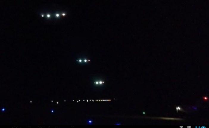 Inaugurado nuevo sistema de iluminación en el Aeródromo El Tuquí de Ovalle