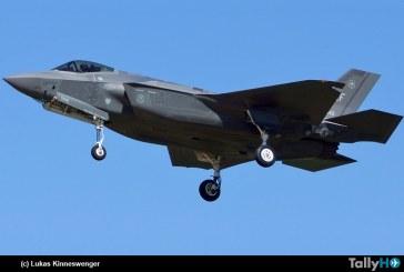 El más moderno avión de combate de EE.UU. el F-35 agenda visita para FIDAE 2018