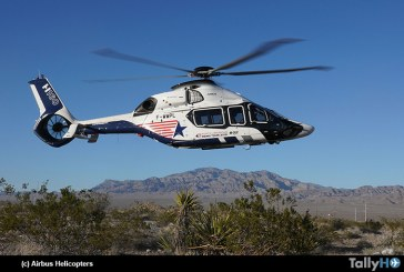 El innovador helicóptero H160 llega a Las Vegas para el Heli-Expo 2018