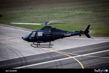 Helicóptero Leonardo SW-4 Solo voló por primera vez sin «piloto de seguridad»