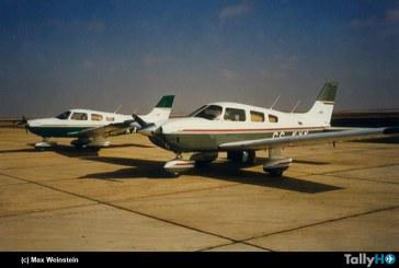 20 años de la llegada de los Piper Archer III al Club Aéreo de Santiago