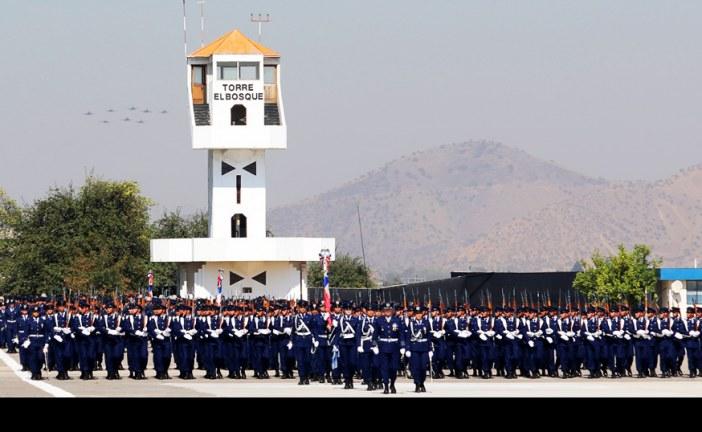 Ceremonia 88° Aniversario de la Fuerza Aérea de Chile