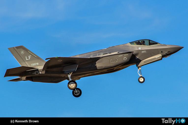 Gobierno de Bélgica selecciona aviones F-35 y se desata polémica