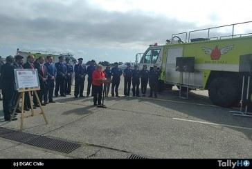 Inaugurado sistema ILS para el Aeródromo Carriel Sur