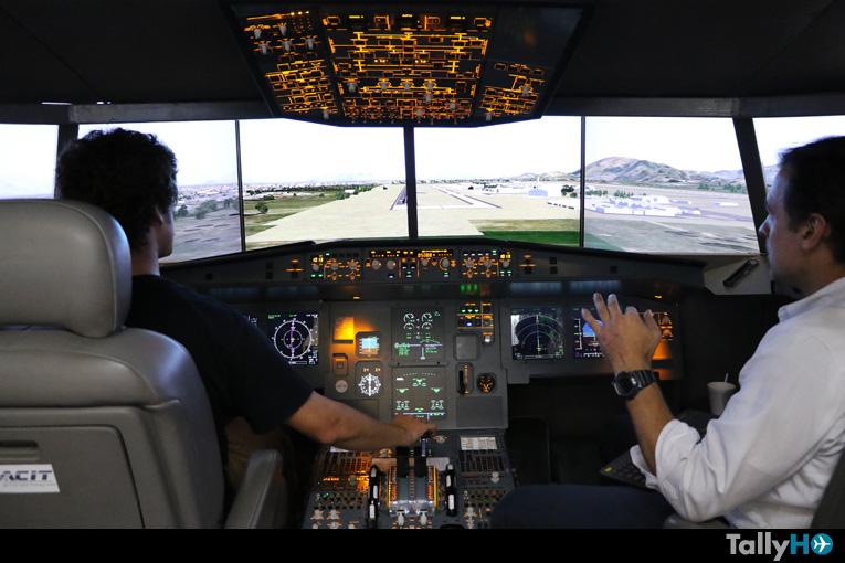 Centro de simulación y entrenamiento ACIT presente en FIDAE 2018