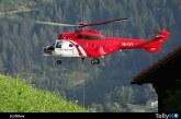 Heliswiss operó con éxito el primer Super Puma civil en Chile