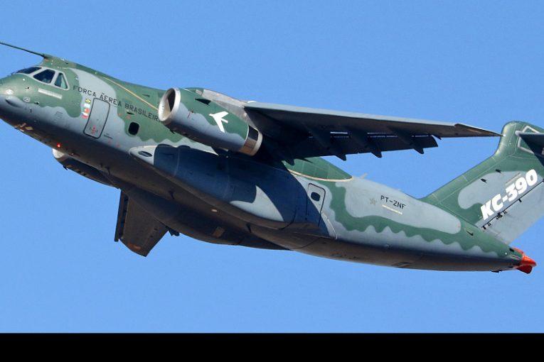 Avances del Programa de desarrollo del Embraer KC390