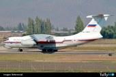 Se estrella avión IL76 en Argelia fallecen más de 250 personas