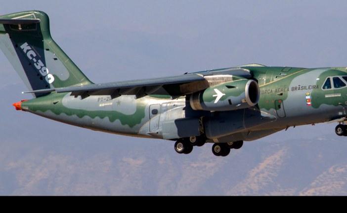 Jornada de llegadas de aviones Latinoamericanos a FIDAE