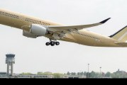 Primer vuelo del A350XWB versión Ultra Largo Alcance