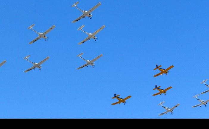 90 Aniversario del Club Aéreo de Santiago