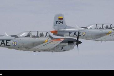 Fuerza Aérea Ecuatoriana retiró del servicio sus Beechcraft T-34C Turbo Mentor