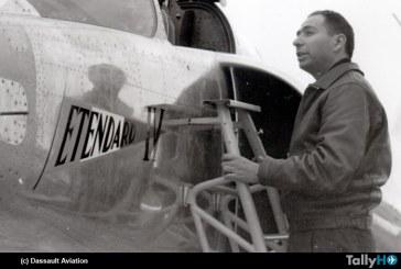 Fallece Serge Dassault, actual cabeza , heredero y creador de legendarios aviones franceses