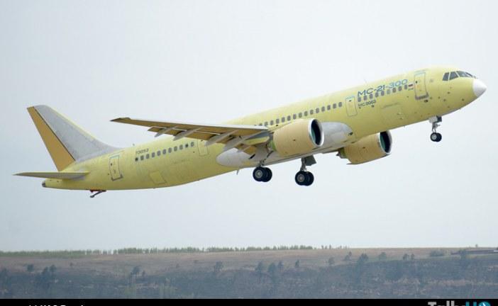 UAC Rusia conformará división de Aviación Civil